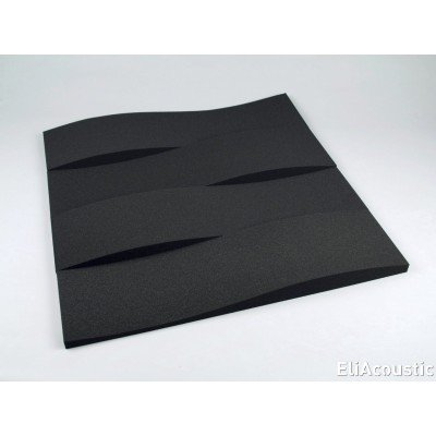 EliAcoustic Curve Slim Pure Dark Grey