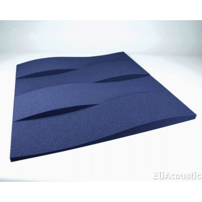 EliAcoustic Curve Slim Pure Blue