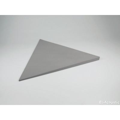 EliAcoustic Flag Slim Premiere Light Grey (Ref 146). Panel acustico triangulo