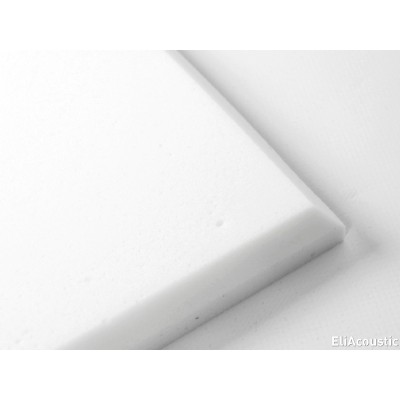 panel acustico biselado de espuma de melamina