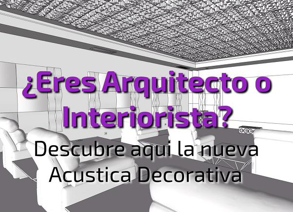 ¿Decorador o interiorista?. Explícanos tu proyecto.