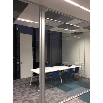 paneles acusticos eliacoustic en oficinas