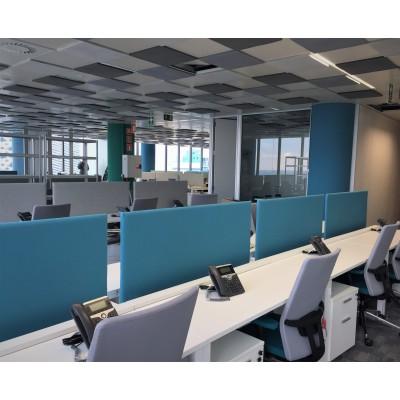 paneles acusticos call center