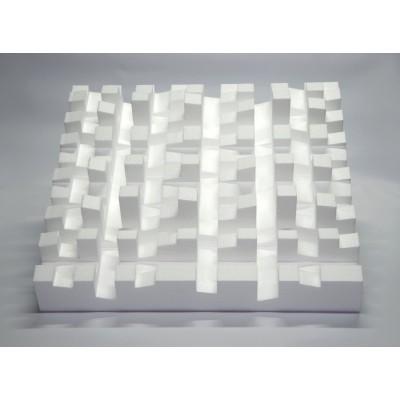 EliAcoustic Fussor 3D. Difusor Acustico