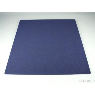 Regular panel 60.2 Pure Blue. Panel Acustico de espuma acustica coloreada