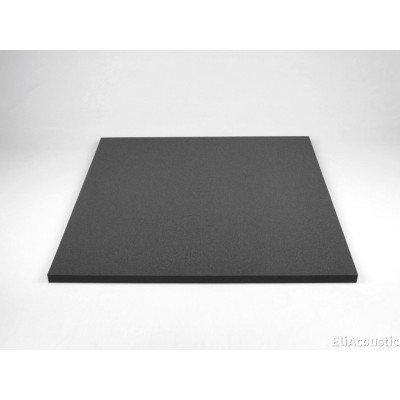 Regular panel 60.2 Pure Dark Grey. Panel Acustico de espuma acustica coloreada