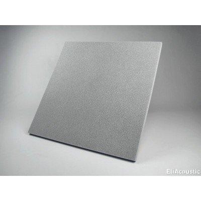 Regular panel 60.2 Pure Dark White. Panel Acustico de espuma acustica coloreada