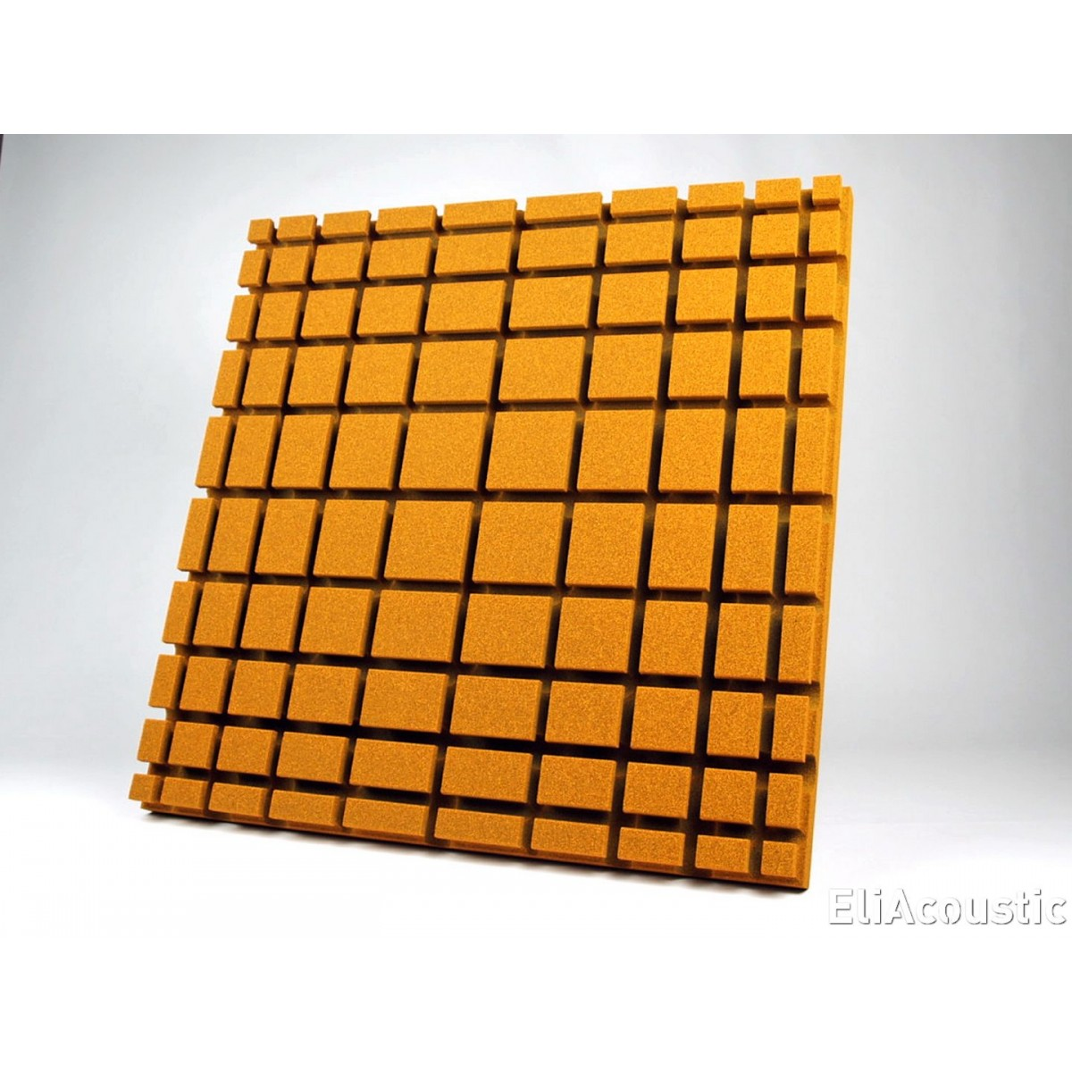 EliAcoustic Radar Pure Orange