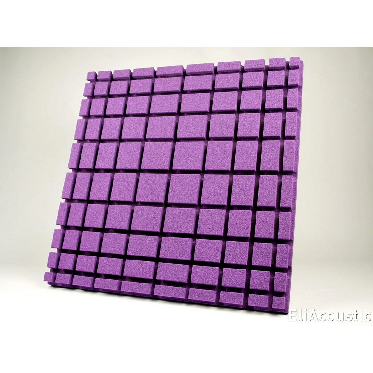 EliAcoustic Radar Pure Purple