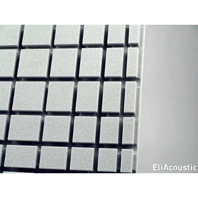 Panel Acustico Radar Pure White