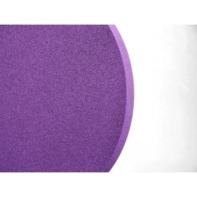 Circle pure purple