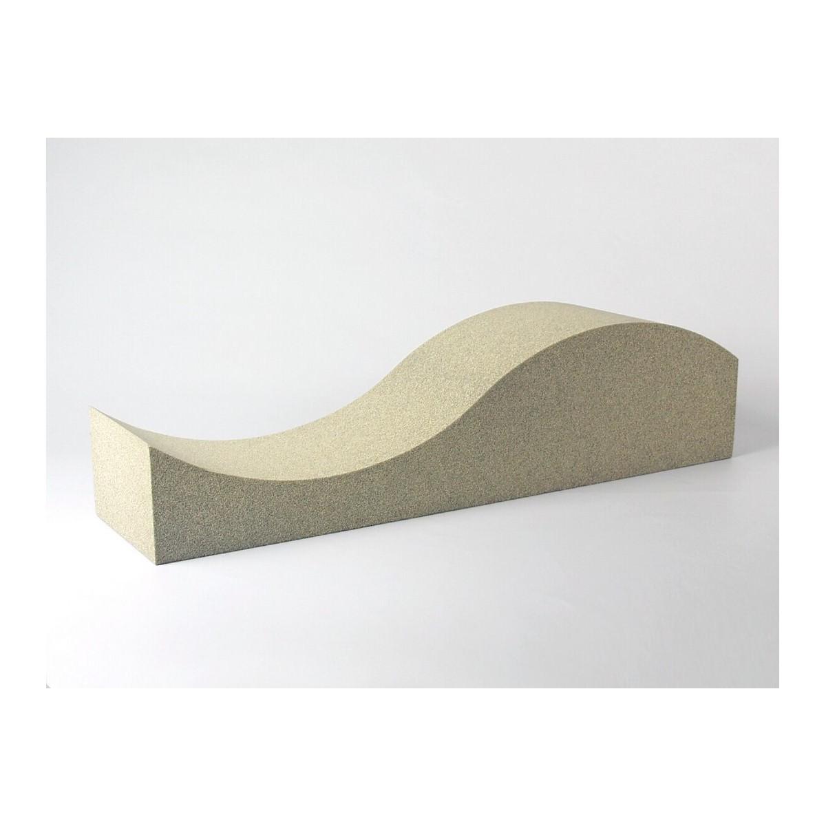 panel acustico eliacoustic surf pure beige