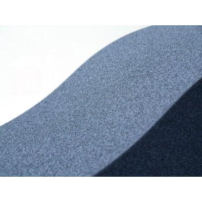 detalle de color y textura de paneles acusticos Eliacoustic surf pure dark blue