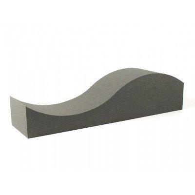 EliAcoustic Surf Pure Dark Grey