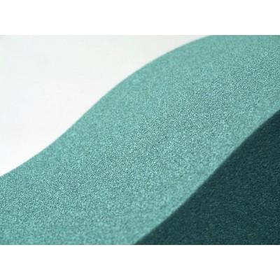 Paneles Acusticos para salas de musica EliAcoustic Surf Pure Turquoise