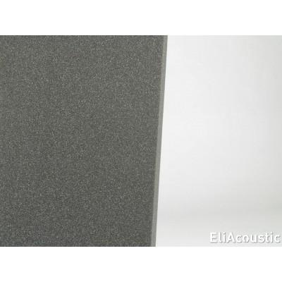 Detalle panel acústico de espuma acustica EliAcoustic Curve First
