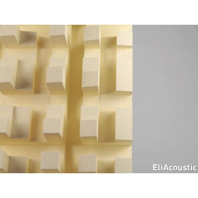 eliacoustic fussor 3d pure beige