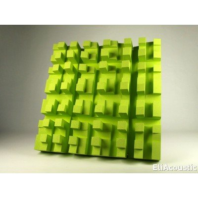 EliAcoustic Fussor 3D pure green
