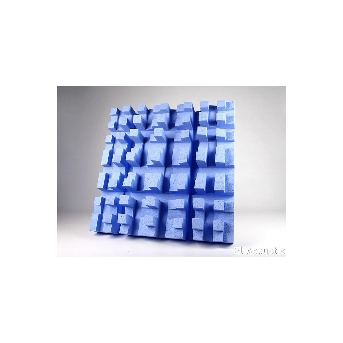 EliAcoustic fussor 3D pure light blue