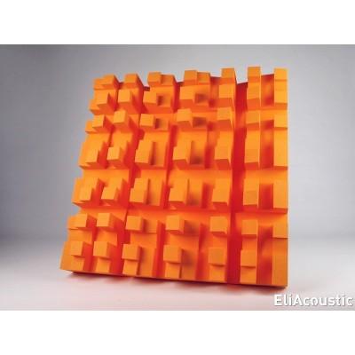 EliAcoustic Fussor 3D pure orange