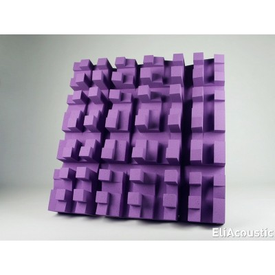 EliAcoustic Fussor 3D Pure Purple