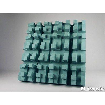 EliAcoustic Fussor 3D Pure Turquoise