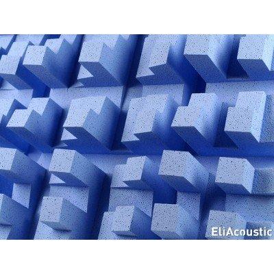 Detalle de difusor de sonido Fussor 3D Pure