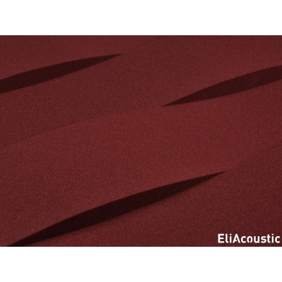 EliAcoustic Curve Slim Pure Red