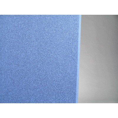 detalle color azul claro de Eliacoustic curve pure light blue