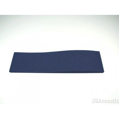 Panel Acustico EliAcoustic Surf Slim Pure Blue