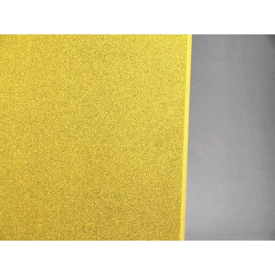 color amarillo del panel acustico eliacoustic curve pure yellow