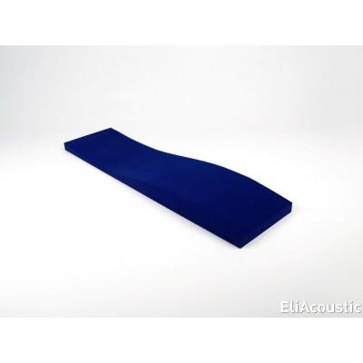 EliAcoustic Surf Slim Premiere Blue. Panel Acústico decorativo para cafeterias, restaurantes, oficinas y mucho mas