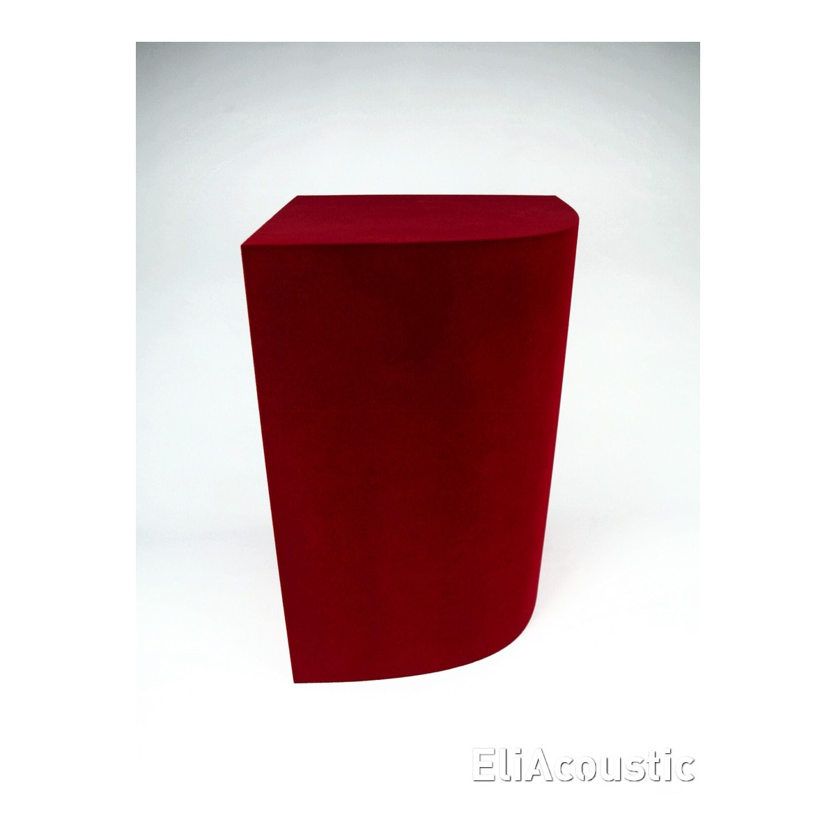 EliAcoustic Bass Serenade Bordeaux