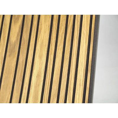 Panel acustico de madera EliAcoustic Fog