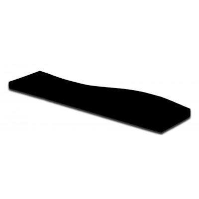 EliAcoustic Surf Slim Premiere Black. Panel Acústico decorativo para cafeterias, restaurantes, oficinas y mucho mas