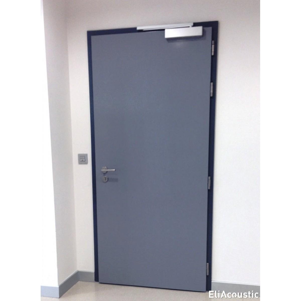 Puertas ac sticas para el aislamiento acustico e - Precio aislamiento acustico ...