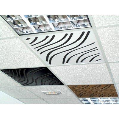 eliacoustic marine panel acustico de madera para falso techo