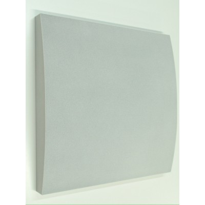 EliAcoustic Curve 60 Premiere White (Ref 101). Panel acustico decorativo
