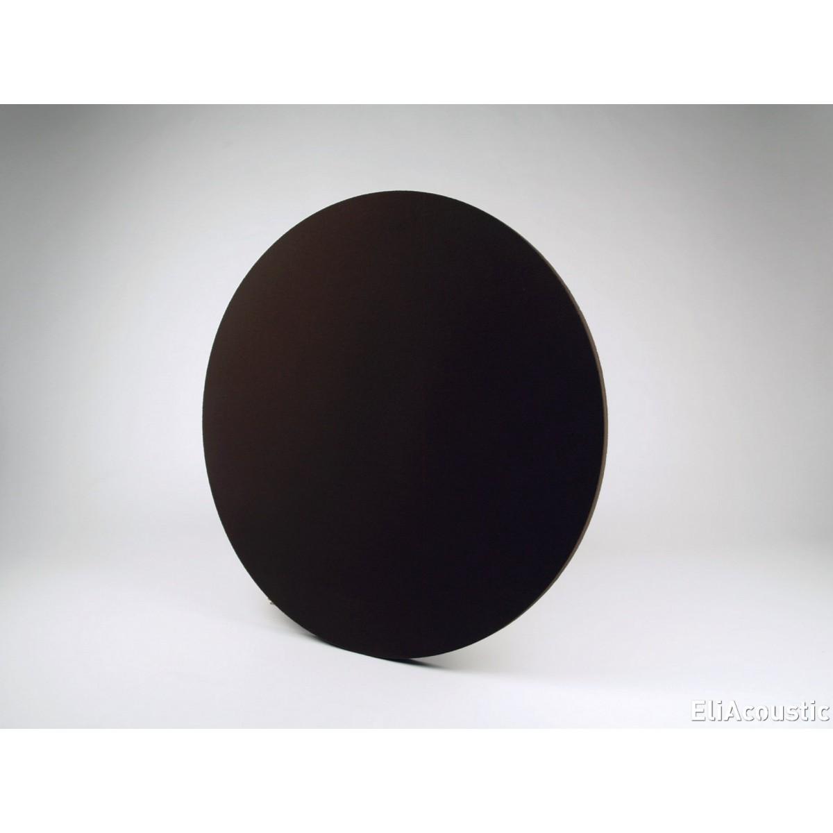 EliAcoustic Circle Slim Premiere Brown (Ref 715). Panel acustico con forma de circulo