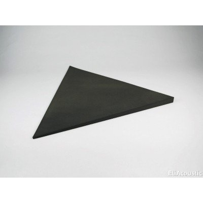 EliAcoustic Flag Slim Premiere Dark Grey (Ref 1814). Panel acustico triangulo