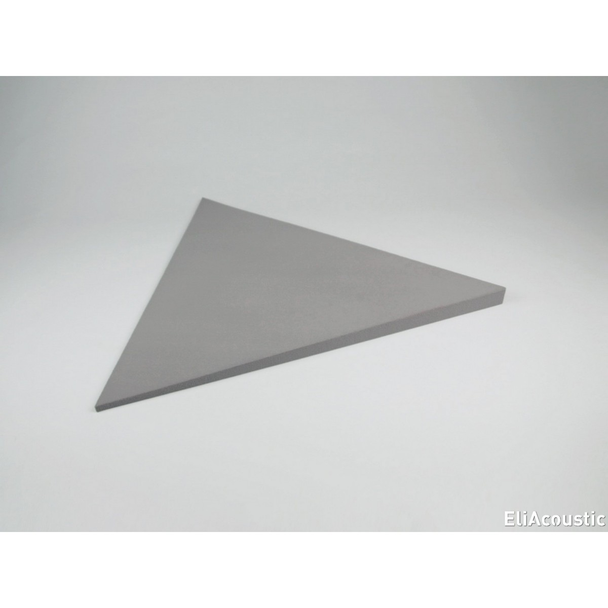 EliAcoustic Flag Slim Premiere Light Grey (Ref 146). Panel acustico triangulo
