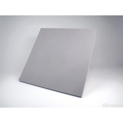 EliAcoustic Regular Panel 60.2 Premiere Light Grey (Ref 146). Panel Acustico textil