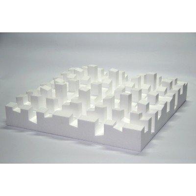 difusor acustico para salas de musica EliAcoustic Fussor 3D