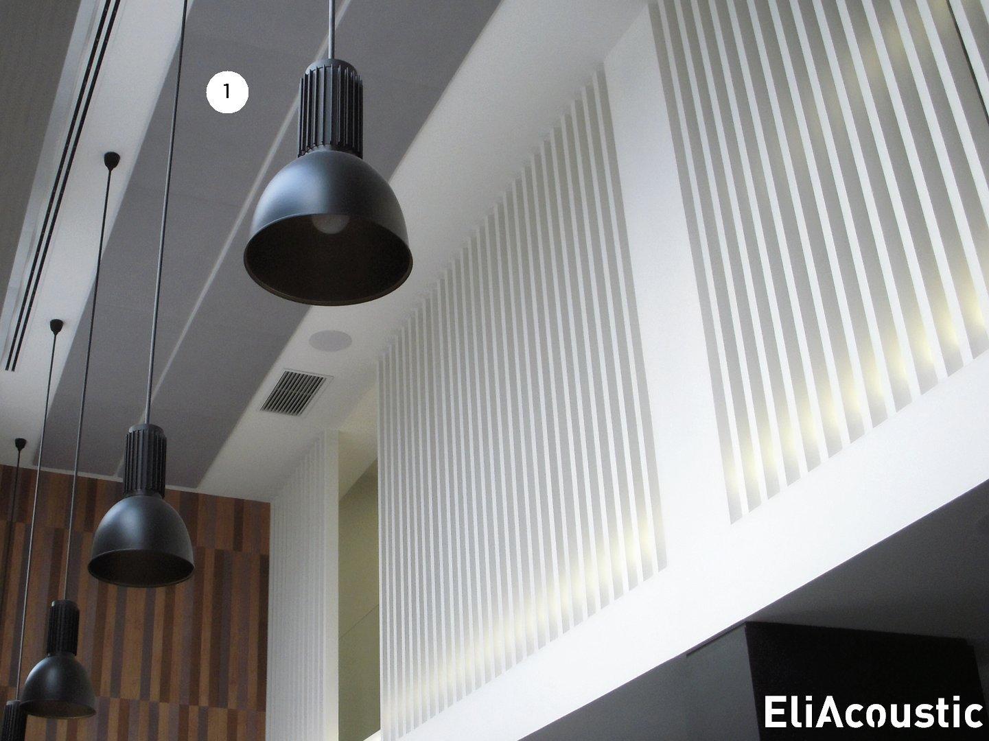 Reducir ruido restaurante con paneles decorativos
